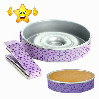 Wilton Bake-Even Strips Belt Bake Even Bake Moist Level Tool Cake Baking K5X2 • 2.05£
