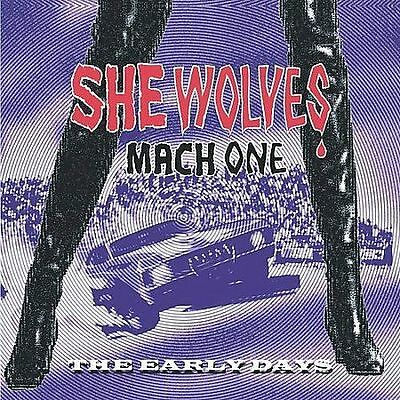 $12.47 • Buy She Wolves, Mach One, Audio CD