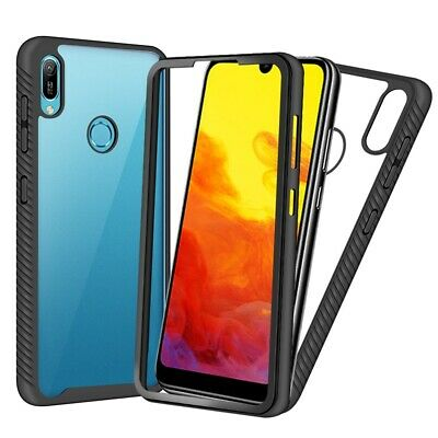 AU12.99 • Buy SDTEK Case For Huawei Y6s / Y6 (2019) Strong Rugged Hybrid Anti Shock Cover