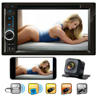 $131.29 • Buy 6.2  Car DVD Player GPS Stereo Radio For Jeep Grand Cherokee/Chrysler/Dodge +Cam