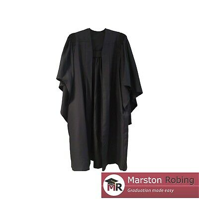 £28.50 • Buy University Academic Graduation Gown Fully Fluted BA Bachelor