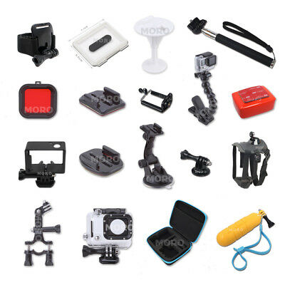 AU11.11 • Buy Chest Tripod Frame Diving Roll Cage Mount Accessories F GoPro Hero 5 4 3+ 3 2 6