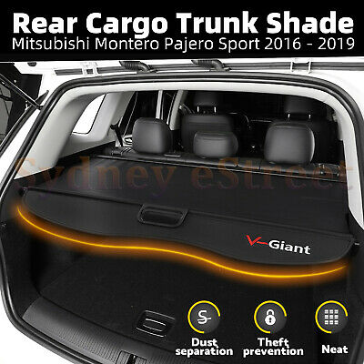 AU149 • Buy Car Trunk Shade Rear Cargo Security Cover For Mitsubishi Pajero Sport 2016-2020