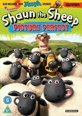 Shaun The Sheep Picture Perfect DVD New & Sealed • 2.49£