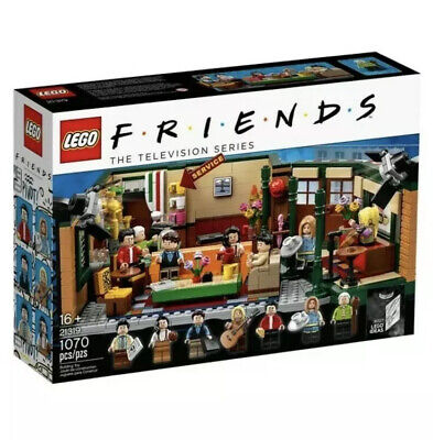 $95 • Buy LEGO Ideas Central Perk 21319 * Friends The Television Series