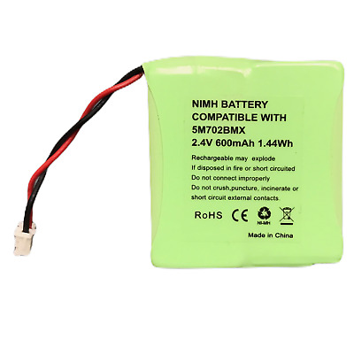 £3.60 • Buy BT Verve Battery Cordless Phone Rechargeable NiMH  2.4V 600mAh For  450 410