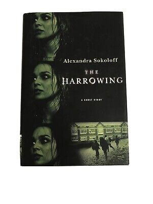 AU12.35 • Buy The Harrowing A Ghost Story By Sokoloff, Alexandra Book Hardcover Free Shipping