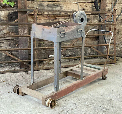 Champion Blower And Forge Blacksmith Furnace Tools Trolly DELIVERY* 🚚 • 200£