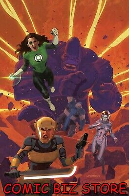 Justice League Odyssey #22 (2020) 1st Printing Main Cover Dc Comics • 3.55£