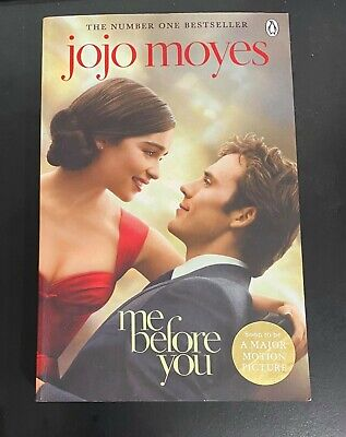 AU9 • Buy ME BEFORE YOU By Jojo Moyes. Paperback