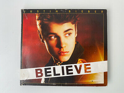 AU10.50 • Buy Justin Bieber CD - Believe Deluxe Edition