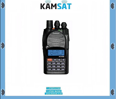WOUXUN KG-699E 4M HANDHELD TRANSCEIVER SMALL/ LIGHTWEIGHT/ LOW BAND 66-88 MHz • 104.99£