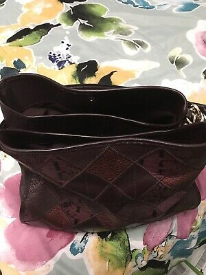 $ CDN94.95 • Buy Coach Handbags Used Large Pre-owned Wine Color