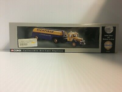$5 • Buy Corgi Classics Mack LJ Semi Skirted Tanker
