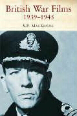British War Films, 1939-1945: The Cinema And The Services By S. P. Mackenzie • 27.94£