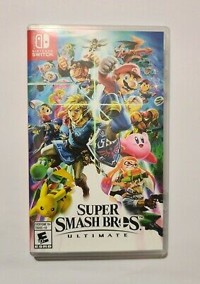 $49.99 • Buy Super Smash Bros Ultimate (Switch) Complete