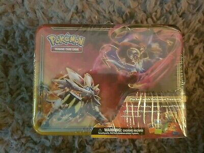Pokemon Card Spring Sun & Moon Collectors Chest 2017 Sealed  • 16.99£