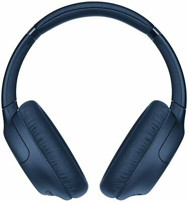 Sony WH-CH710 Noise Cancelling Wireless Bluetooth Headphones With 35 Hour - Blue • 99£