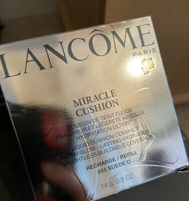 Lancome Miracle Cushion 555 Suede C Refill • 6.99£