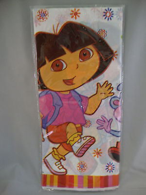 Dora The Explorer Plastic Table Cover -- Party Supplies • 5.59£
