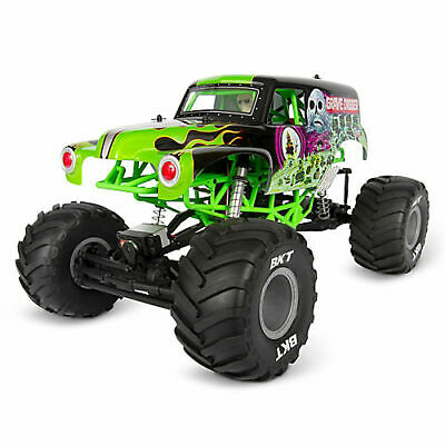 $299.99 • Buy Axial 1/10 SMT10 Grave Digger 4 Wheel Drive Monster Truck Brushed Ready To Run