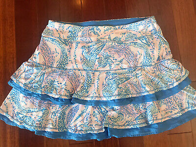 $29.99 • Buy Lilly Pulitzer Luxletic Meryl Zela Skort Small MAYBE GATOR