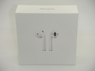 $ CDN142.09 • Buy Apple AirPods Wireless Headphones With Charging Case (2nd Generation) MV7N2AM/A