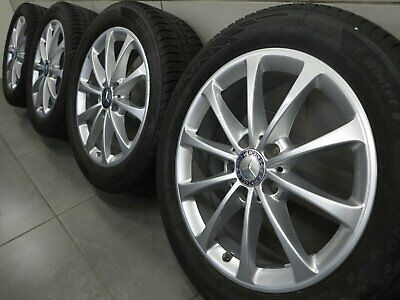 AU1296.78 • Buy Mercedes A-Class W177 B Class W247 Cla Original 17 Inch Winter Tyres Rims