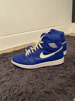 $100 • Buy Nike Air Jordan 1 Retro High Og Hyper Royal Size 9.5