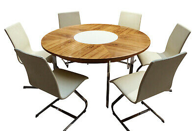 £3700 • Buy Retro Vintage Rosewood Dining Table And Matching Chairs By Merrow Associates