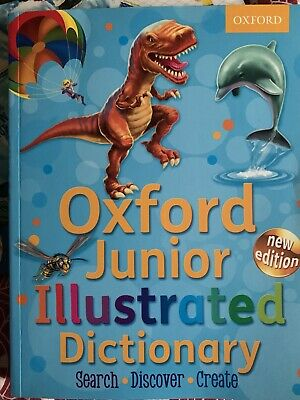 Oxford Junior Illustrated Dictionary By Oxford University Press • 1.95£