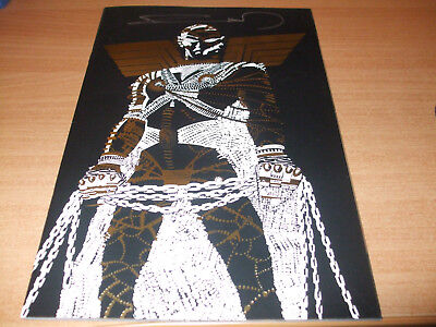 Dark Horse Xerxes #1 NYCC 2018 Foil Variant Signed By Frank Miller • 99.99£