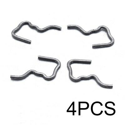 4x FUEL LEAK OFF PIPE CLIPS FOR FORD FOCUS GALAXY MONDEO C-MAX S-MAX 1.8TDCi UK • 7.98£