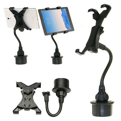 360° Car Mount Adjustable Cup Holder  For 7''-10'' Cell Phone Tablet • 8.64£