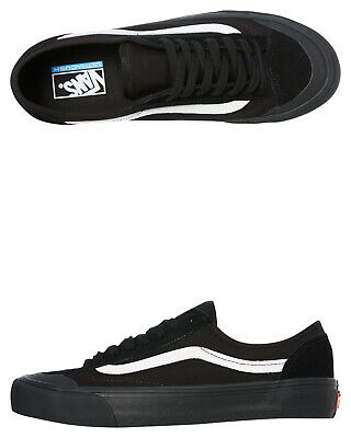 AU69.90 • Buy VANS STYLE 36 Decon Sf BLACK / WHITE NEW OLD SKOOL