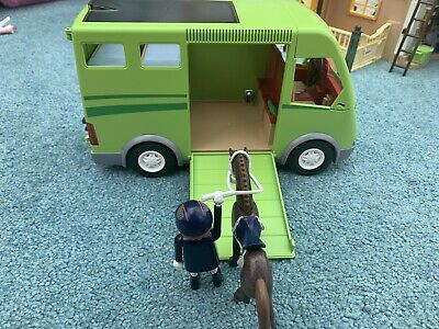 Playmobil Country Horse Box Truck 6928 • 8£