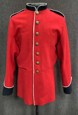 """WW1 1912 Reproduction Other Ranks, Royal Regiment, Scarlet Jacket (40"""" Chest) • 100£"""