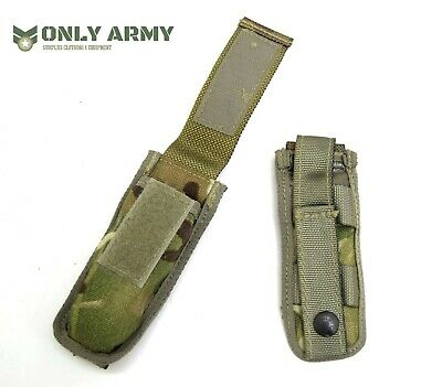 £4.99 • Buy British Army Issue Pistol Magazine Pouch Knife Pouch Small MOLLE 9mm Mag Osprey