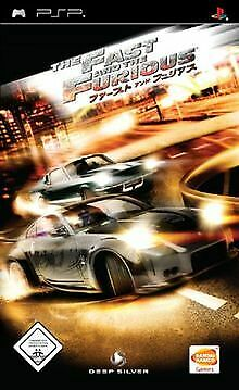 The Fast And The Furious (PSP) By Koch Media GmbH | Game | Condition Good • 9.01£