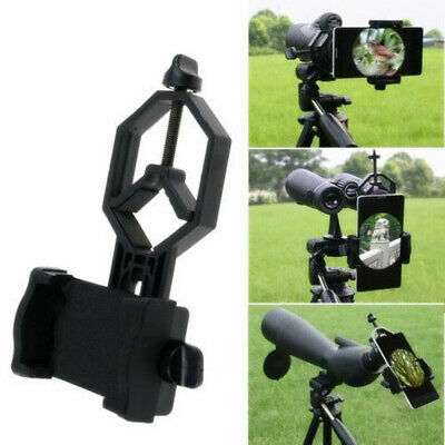 Phone Adapter Holder Telescope Mount Bracket For Smartphones Spotting  Scope • 6.95£