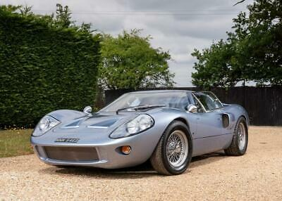 1995 Ford GT40 MK. III EVOCATION BY KVA Manual • 59,000£