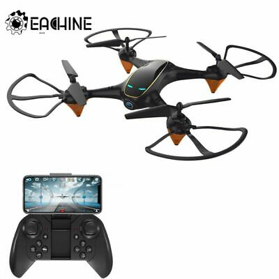 EACHINE E38 Drone WHITE, Quadcopter With Camera  Long Flight Time, WiFi FPV • 29.98£