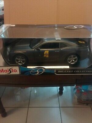 $30 • Buy Maisto 2010 Chevrolet Chevy Camaro SS RS Mississippi State Trooper 1/18