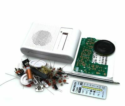 AM / FM  DIY Radio Project Kit  -  Build Your Own Radio • 5.50£