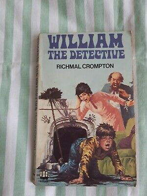 £3.79 • Buy William The Detective By Richmal Crompton,  1971 Young Adults Book