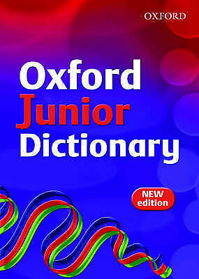 OXFORD JUNIOR DICTIONARY, Dignen, Sheila , Very Good, FAST Delivery • 5.99£