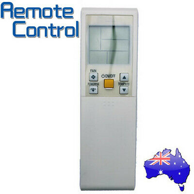 AU27.50 • Buy Replacement For Daikin Air Conditioner Remote Control ARC452A4