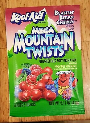 Kool-Aid Mountain Twist Blastin Berry Cherry  • 1.54£