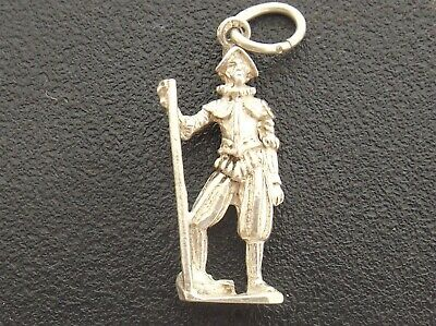 Soldier In Sentry Box Queen's Guard Sterling Silver Charm  Three Dimensional • 11.99£