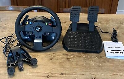 $150 • Buy Thrustmaster TMX Force Feedback Steering Wheel For Xbox One & PC